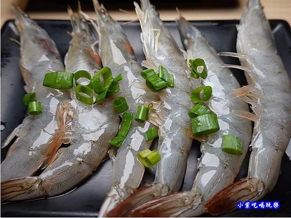 壽星白蝦-肉鮮生韓式烤肉吃到飽沙鹿店.jpg