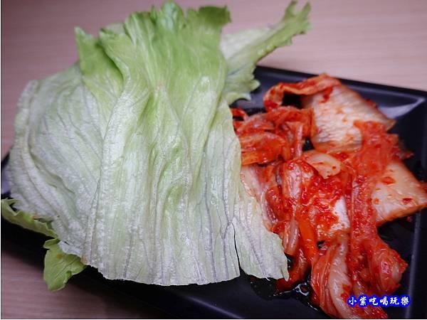 韓國光州泡菜-肉鮮生韓式烤肉吃到飽沙鹿店 (2).jpg