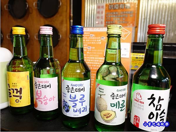 韓國真露-肉鮮生韓式烤肉吃到飽沙鹿店 (3).jpg