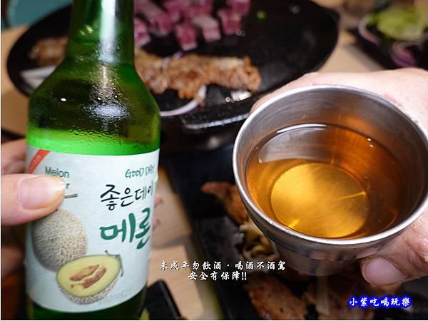韓國真露-肉鮮生韓式烤肉吃到飽沙鹿店 (1).jpg