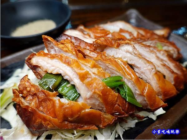 脆皮肥腸-百匯窯烤雞海鮮快炒餐廳  (1).jpg