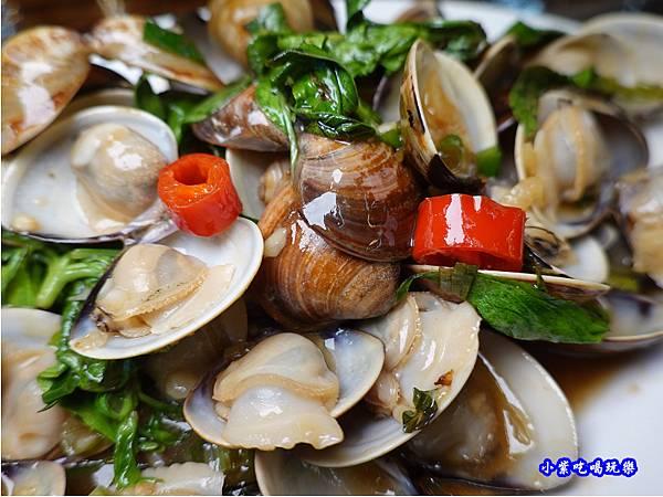 塔香蛤蜊-百匯窯烤雞海鮮快炒餐廳  (2).jpg
