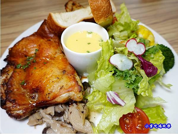 法國雞腿套餐-樂野食 (7).jpg