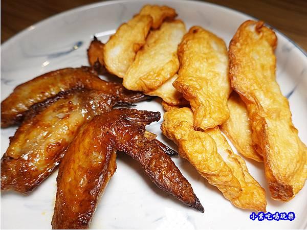 紐奧良雞翅、手工天婦羅-樂野食.jpg