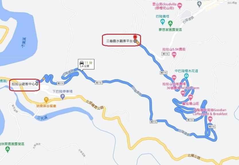 遊客中心到三龜戲水觀景台.JPG