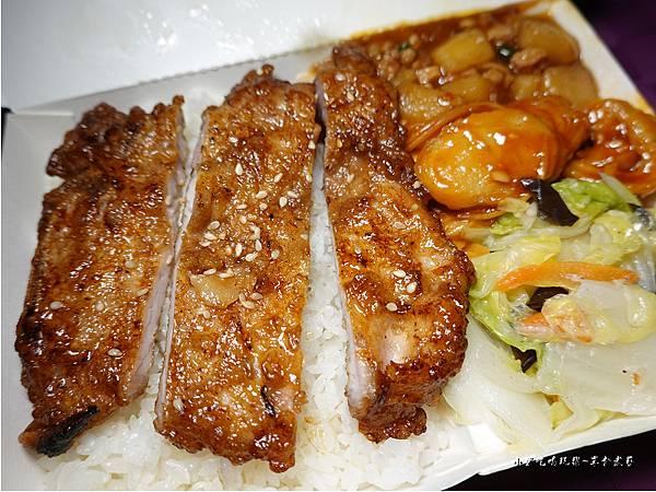 烤排骨飯-上野烤肉飯八德店  (3).jpg