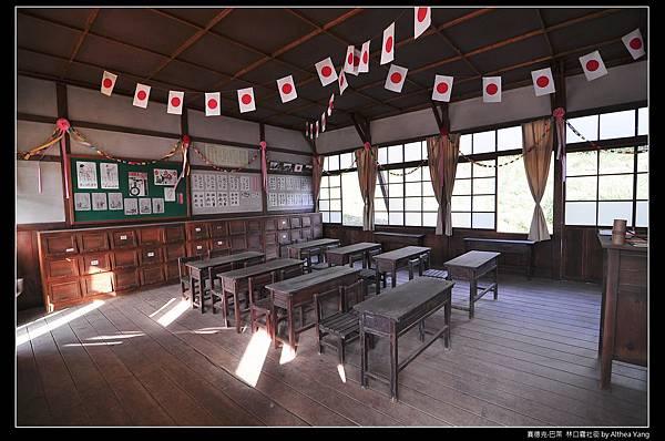 高年級同學的教室