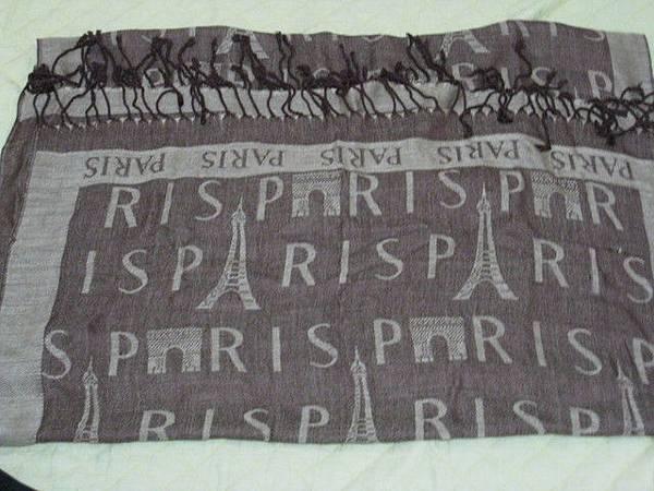 這是師母送我的禮物..是圍巾.很柔很軟..我喜歡