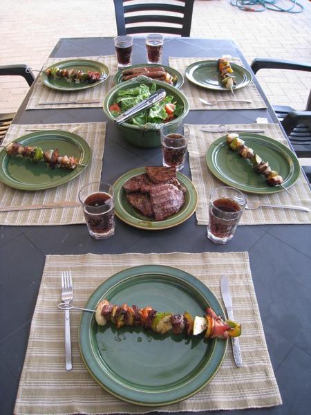 簡單但好吃的Barbecue