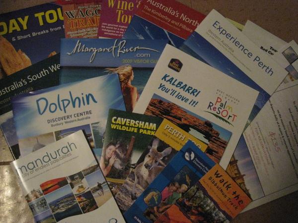 我們收集來的旅遊景點目錄
