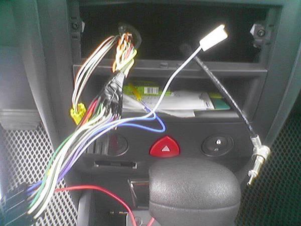 MII-音響改裝線