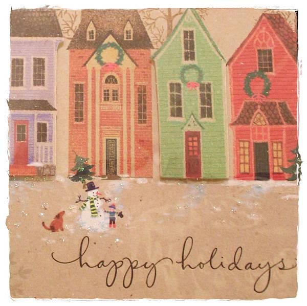20131128_要給阿爸阿媽的聖誕卡片小狗+小人+雪人_IMG_1120-cutb2