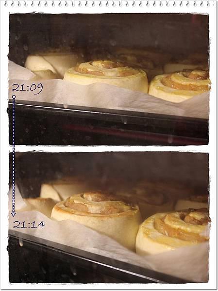 20131229_進烤箱上頭蛋液慢慢變金黃