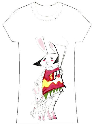 祈求國泰民安的兔子檔