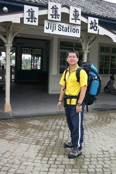 2004.05準備前往八通關古道