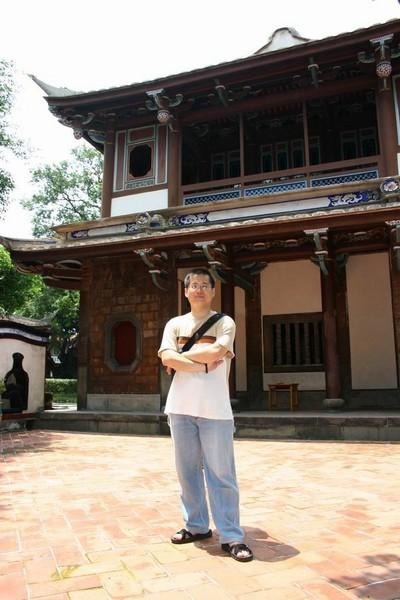 2004.07 板橋林家花園