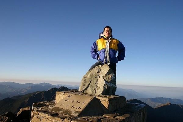 2004.04.26 玉山登頂囉