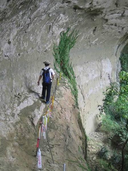2005.06三貂嶺瀑布群