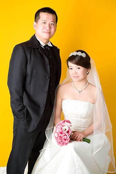 婚紗照出爐囉 15