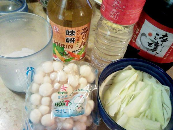 壽喜鍋材料