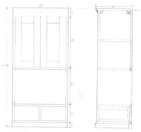 櫥櫃設計圖