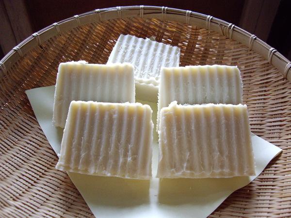 甜瓜杏仁皂
