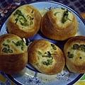 蔥花麵包3