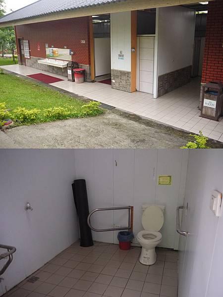 桐花公園廁所