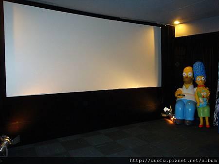 福斯電影試片室