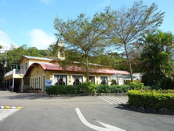 P1060618花海的餐廳(梵谷之家西餐廳)
