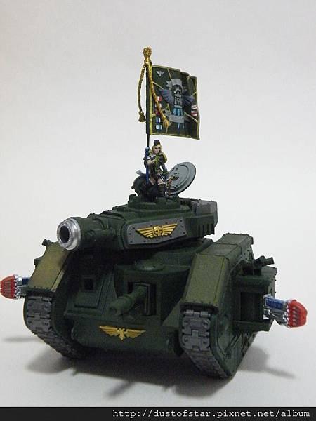黎曼魯斯坦克指揮部