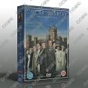 Downton                 Abbey 唐頓莊園 第1季 4DVD (5K版)