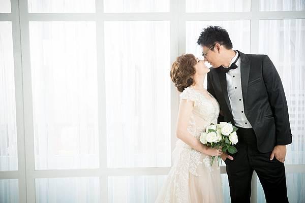 韓風婚紗攝影與婚紗照