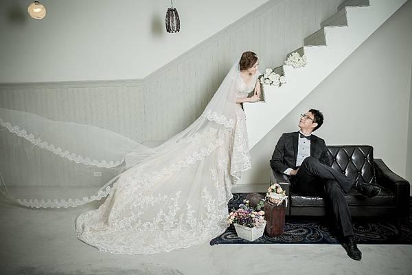 【自助婚紗推薦】推薦偶的 韓風婚紗攝影