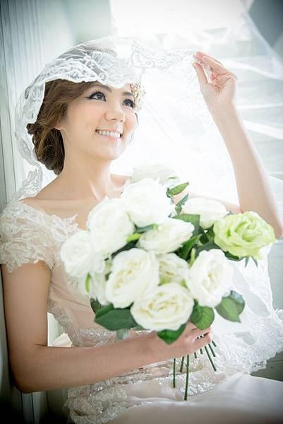 台北新娘秘書推薦:新秘孫千越