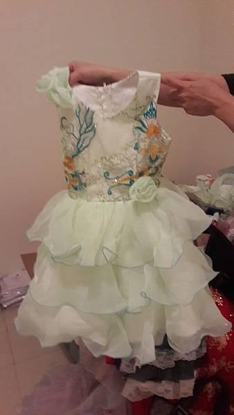 台北兒童禮服出租