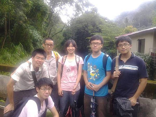 高醫社遊-黃蝶翠谷1