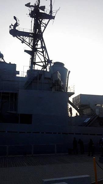 安平港軍艦