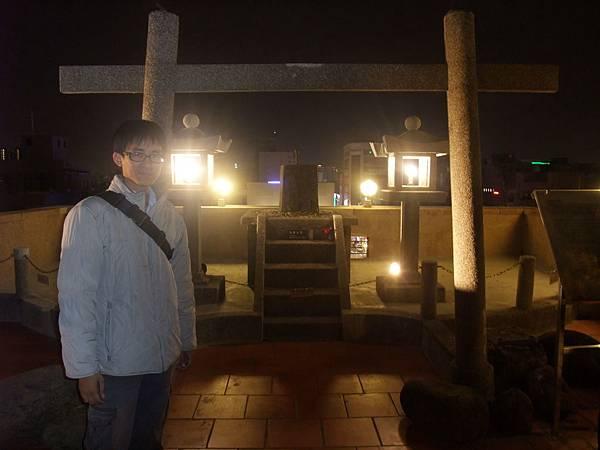 林百貨上的神社