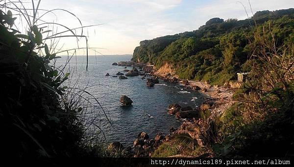小自然海岸線