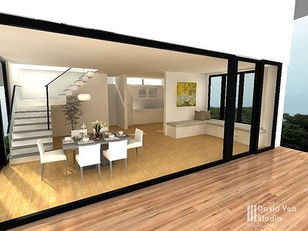 室內設計_小木屋設計