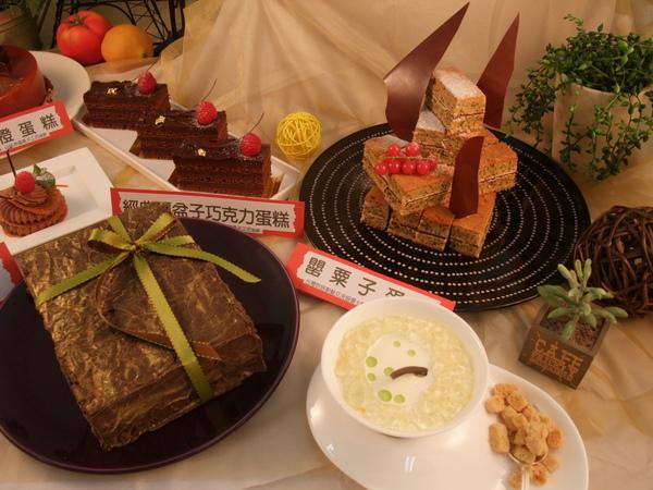 20091107法式甜點極致新體驗