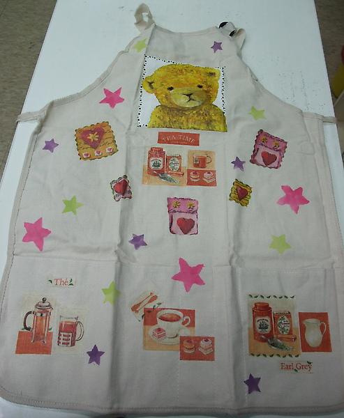 作品一:圍裙2010.03.24