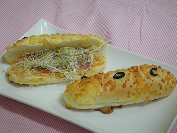 2010.06.29墨西哥紅椒麵包