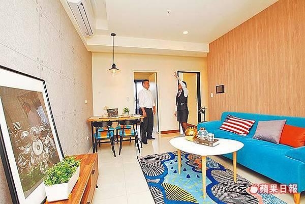 105.11.14大樓案「棋琴18重奏」加購39萬贈送全室家具、燈飾與天花板,一卡皮箱也能輕鬆入住。.jpg