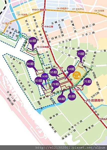 106.2.17高雄市亞洲新灣區目前有10處重劃區在進行.jpg