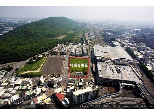 107.11.27高鐵左營站區約4023坪轉運專用區,將採BOT模式開發,預計投資20億元,明年11月前要完成招商.jpg