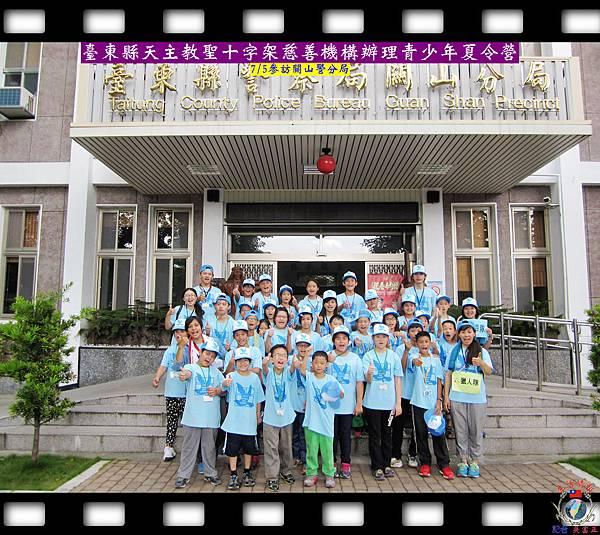 20140706-聖十字關懷弱勢及貧困家庭青少年-辦理「暑期青少年英文夏令營」02