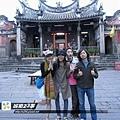 旺福-在列為一級古蹟的天后宮前
