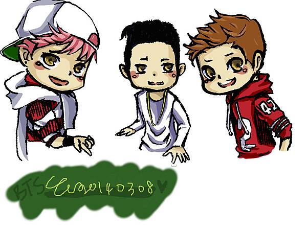 BTS-V,RM,JK